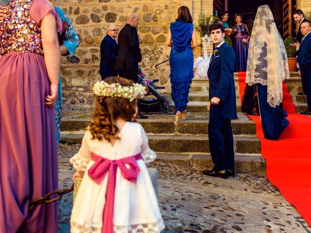 La boda de Miguel y Lucía en Toledo, Toledo 38