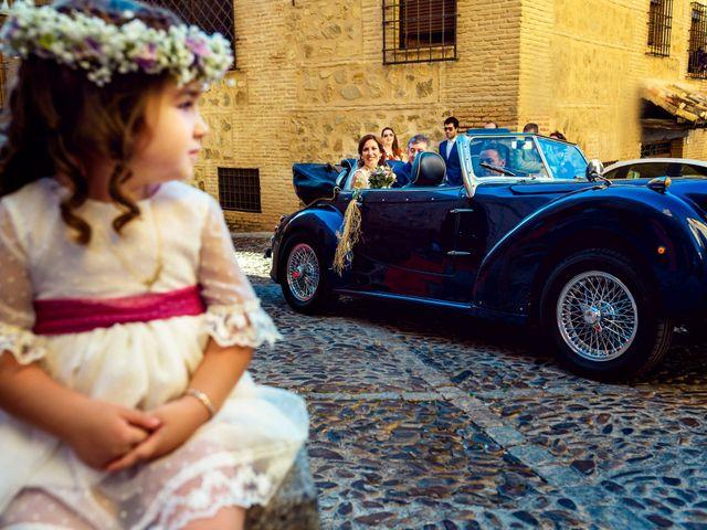 La boda de Miguel y Lucía en Toledo, Toledo 39