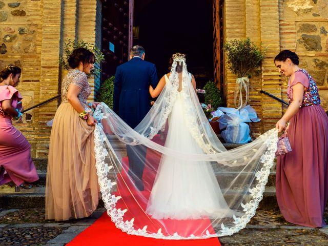 La boda de Miguel y Lucía en Toledo, Toledo 41