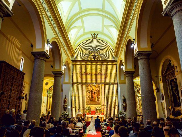La boda de Miguel y Lucía en Toledo, Toledo 44