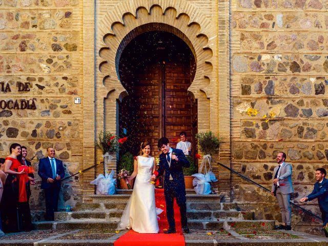 La boda de Miguel y Lucía en Toledo, Toledo 48