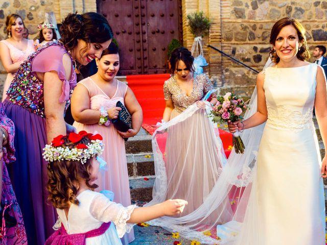 La boda de Miguel y Lucía en Toledo, Toledo 49