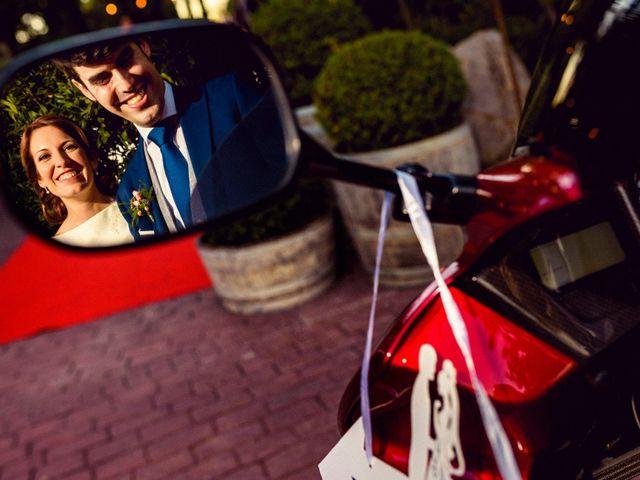 La boda de Miguel y Lucía en Toledo, Toledo 55