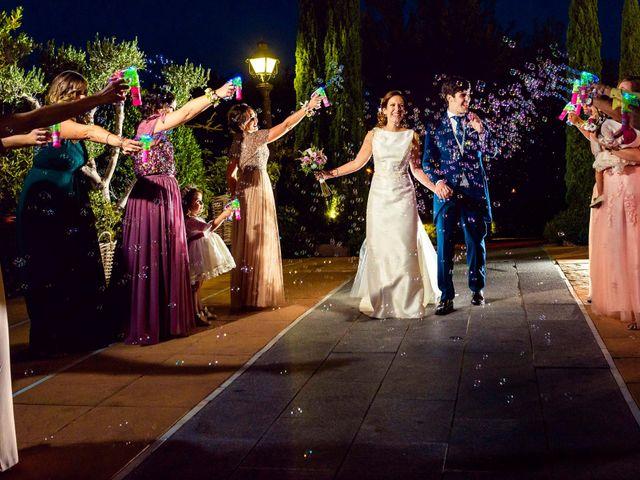La boda de Miguel y Lucía en Toledo, Toledo 62
