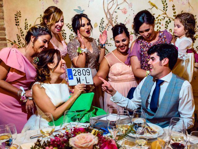 La boda de Miguel y Lucía en Toledo, Toledo 68