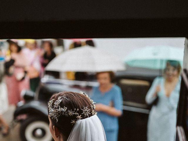 La boda de Manuel y Pastora en Alcala De Guadaira, Sevilla 15