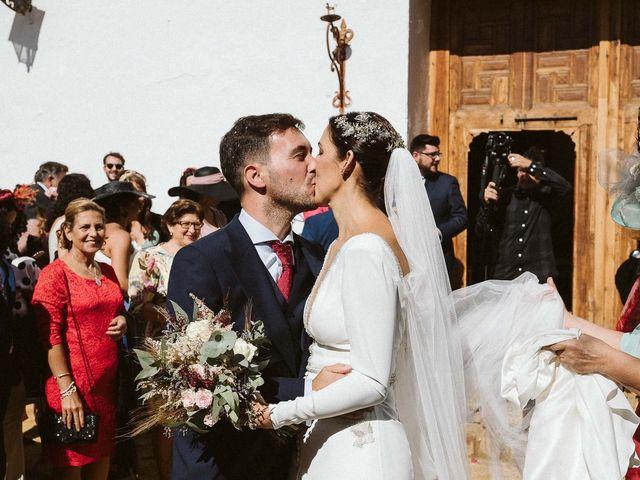 La boda de Manuel y Pastora en Alcala De Guadaira, Sevilla 42