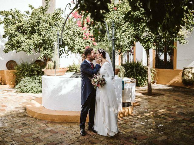 La boda de Manuel y Pastora en Alcala De Guadaira, Sevilla 43
