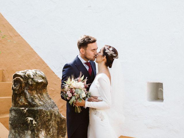 La boda de Manuel y Pastora en Alcala De Guadaira, Sevilla 1