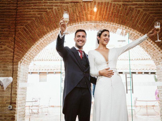 La boda de Manuel y Pastora en Alcala De Guadaira, Sevilla 56