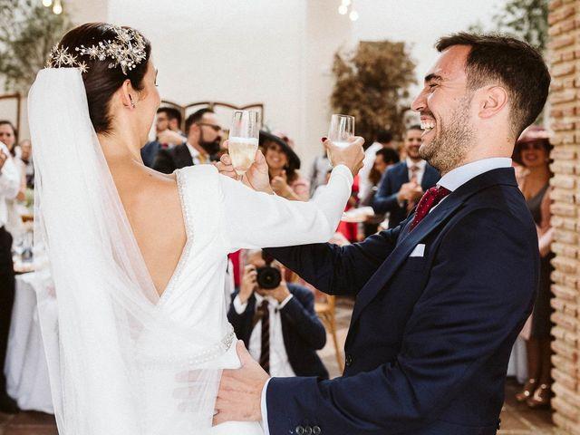 La boda de Manuel y Pastora en Alcala De Guadaira, Sevilla 57
