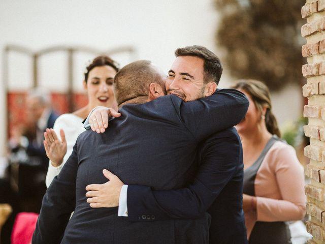 La boda de Manuel y Pastora en Alcala De Guadaira, Sevilla 64