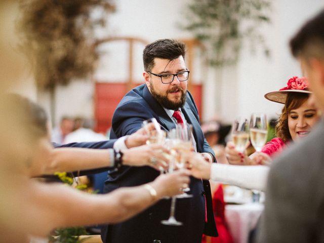 La boda de Manuel y Pastora en Alcala De Guadaira, Sevilla 67