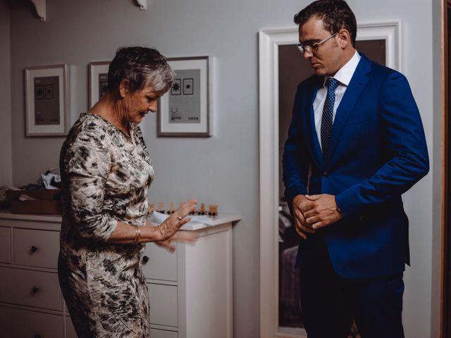 La boda de Jhoann y Paula en Tudela, Navarra 1