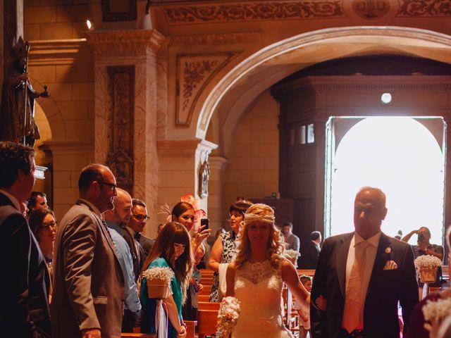 La boda de Jhoann y Paula en Tudela, Navarra 28