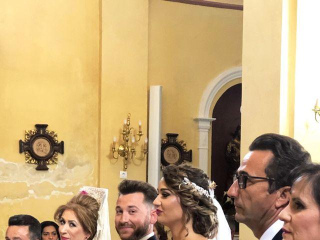 La boda de antonio y sara  en Fuente Palmera, Córdoba 5
