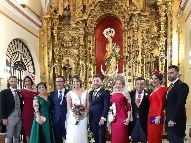 La boda de antonio y sara  en Fuente Palmera, Córdoba 6