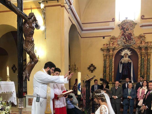 La boda de antonio y sara  en Fuente Palmera, Córdoba 8