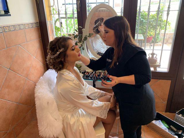La boda de antonio y sara  en Fuente Palmera, Córdoba 9