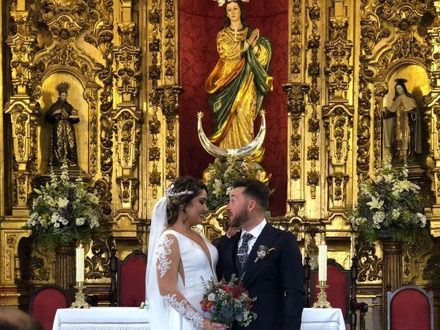 La boda de antonio y sara  en Fuente Palmera, Córdoba 11