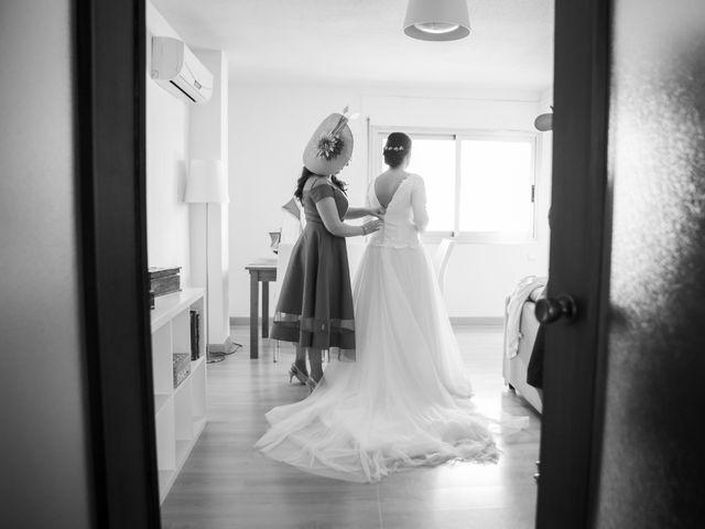 La boda de Rocío y Manuel en Murcia, Murcia 9