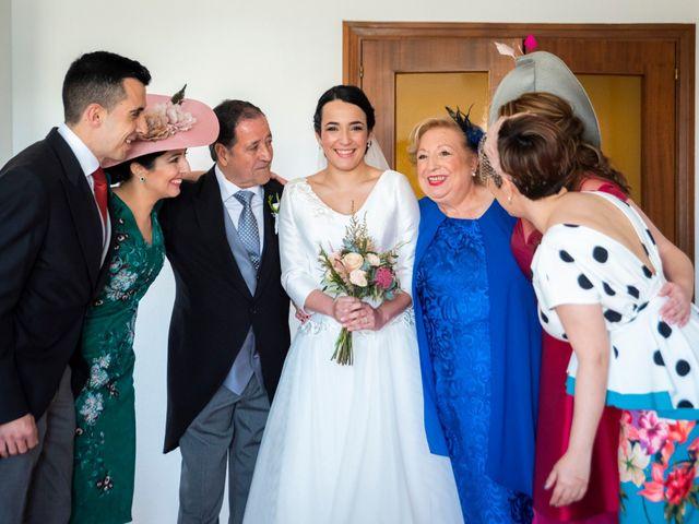 La boda de Rocío y Manuel en Murcia, Murcia 13