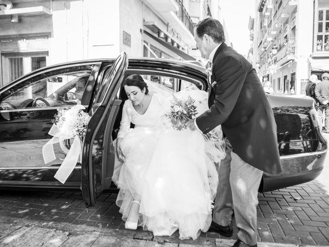 La boda de Rocío y Manuel en Murcia, Murcia 23