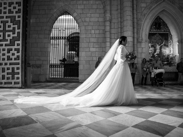 La boda de Rocío y Manuel en Murcia, Murcia 24