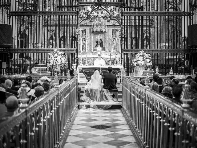 La boda de Rocío y Manuel en Murcia, Murcia 29