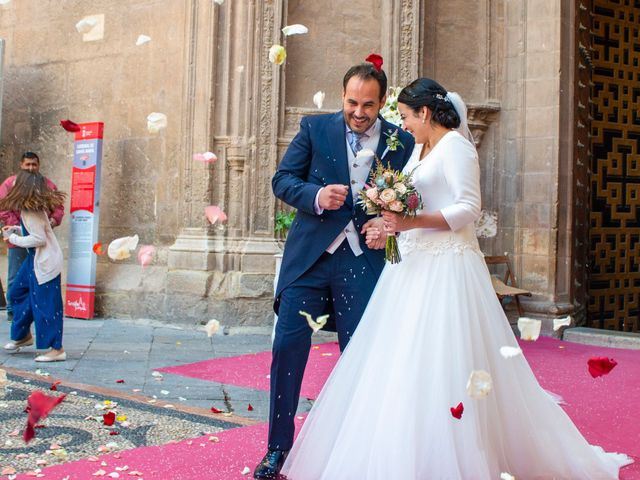 La boda de Rocío y Manuel en Murcia, Murcia 30