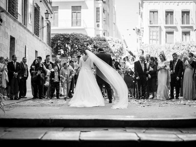 La boda de Rocío y Manuel en Murcia, Murcia 31