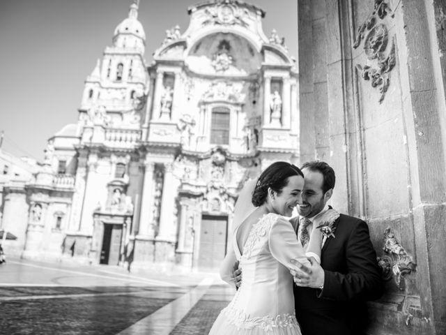 La boda de Rocío y Manuel en Murcia, Murcia 32