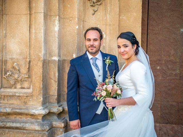 La boda de Rocío y Manuel en Murcia, Murcia 33