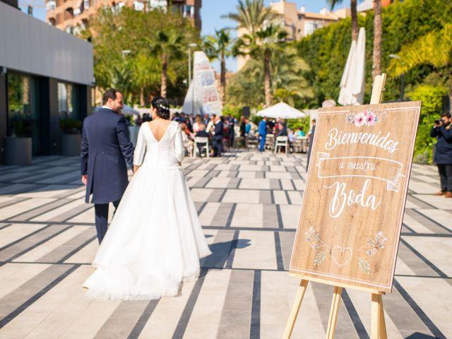 La boda de Rocío y Manuel en Murcia, Murcia 36