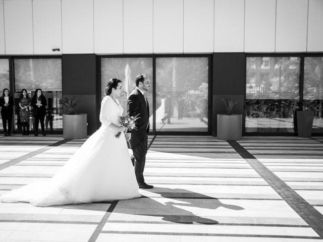 La boda de Rocío y Manuel en Murcia, Murcia 37