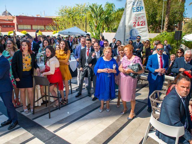 La boda de Rocío y Manuel en Murcia, Murcia 39