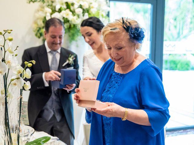 La boda de Rocío y Manuel en Murcia, Murcia 42