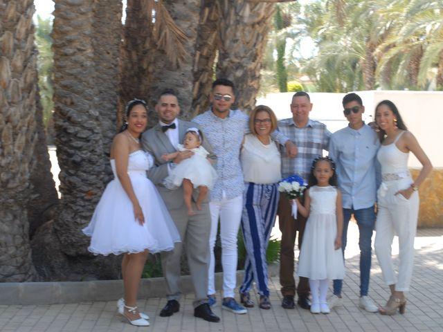 La boda de Alexander y Mashiel en Cuevas De Almanzora, Almería 1