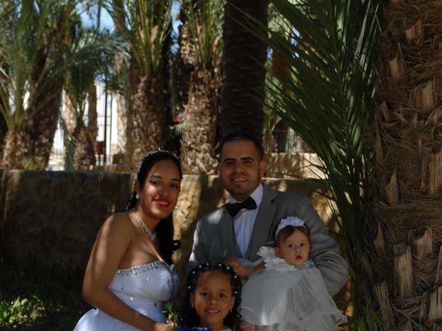La boda de Alexander y Mashiel en Cuevas De Almanzora, Almería 4