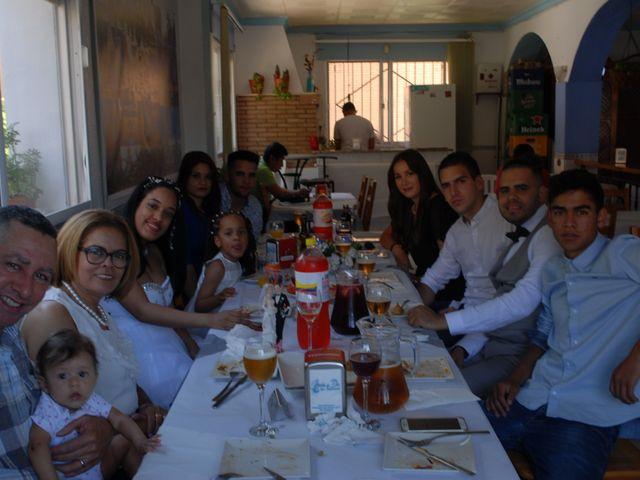 La boda de Alexander y Mashiel en Cuevas De Almanzora, Almería 2