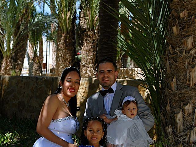 La boda de Alexander y Mashiel en Cuevas De Almanzora, Almería 6