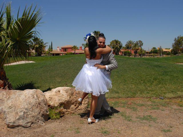 La boda de Alexander y Mashiel en Cuevas De Almanzora, Almería 8