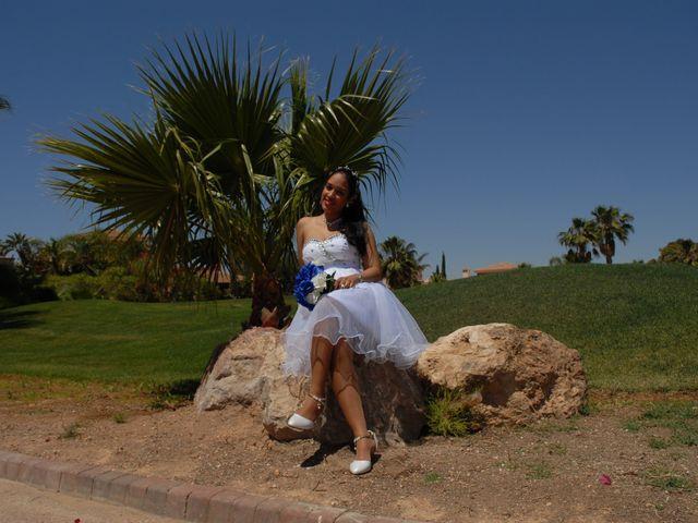 La boda de Alexander y Mashiel en Cuevas De Almanzora, Almería 9