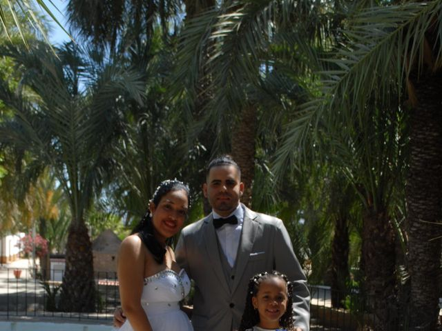 La boda de Alexander y Mashiel en Cuevas De Almanzora, Almería 10