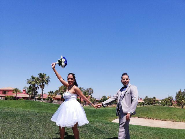 La boda de Alexander y Mashiel en Cuevas De Almanzora, Almería 17