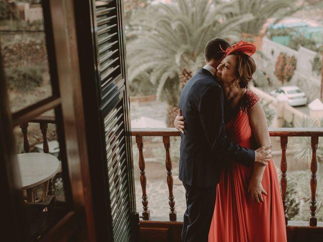 La boda de Javier y Diana en Galdar, Las Palmas 8
