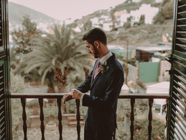 La boda de Javier y Diana en Galdar, Las Palmas 10