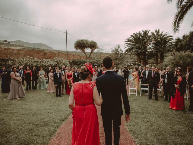 La boda de Javier y Diana en Galdar, Las Palmas 33