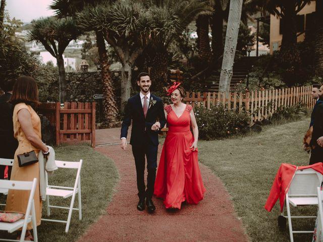 La boda de Javier y Diana en Galdar, Las Palmas 34
