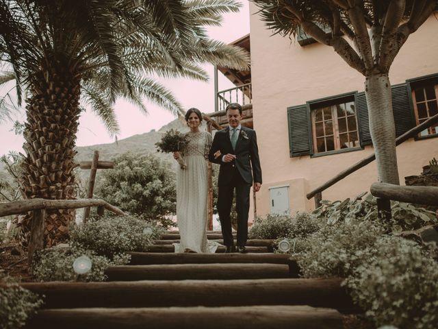 La boda de Javier y Diana en Galdar, Las Palmas 35